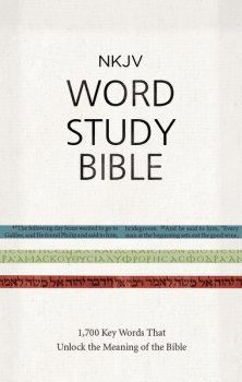 NKJV Word Study Bible: Review - Cord of 6