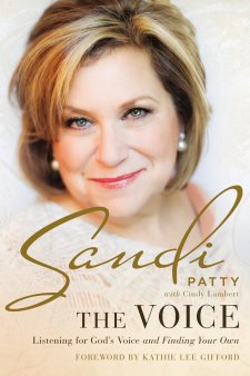 Though in her element onstage, offstage, Sandi Patty struggled with people-pleasing. She shares about her journey to confidence in her memoir, The Voice.