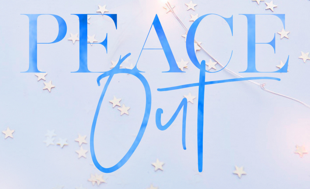 Peace Out: Book Review