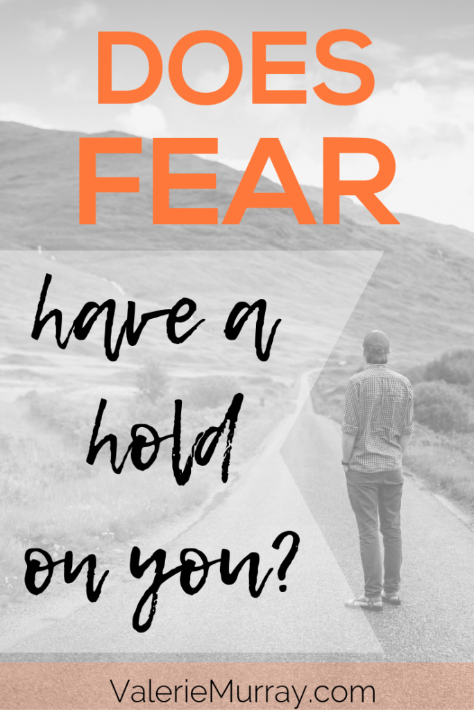 Does fear have a hold on you? Learn how to break free from the spirit of fear.
