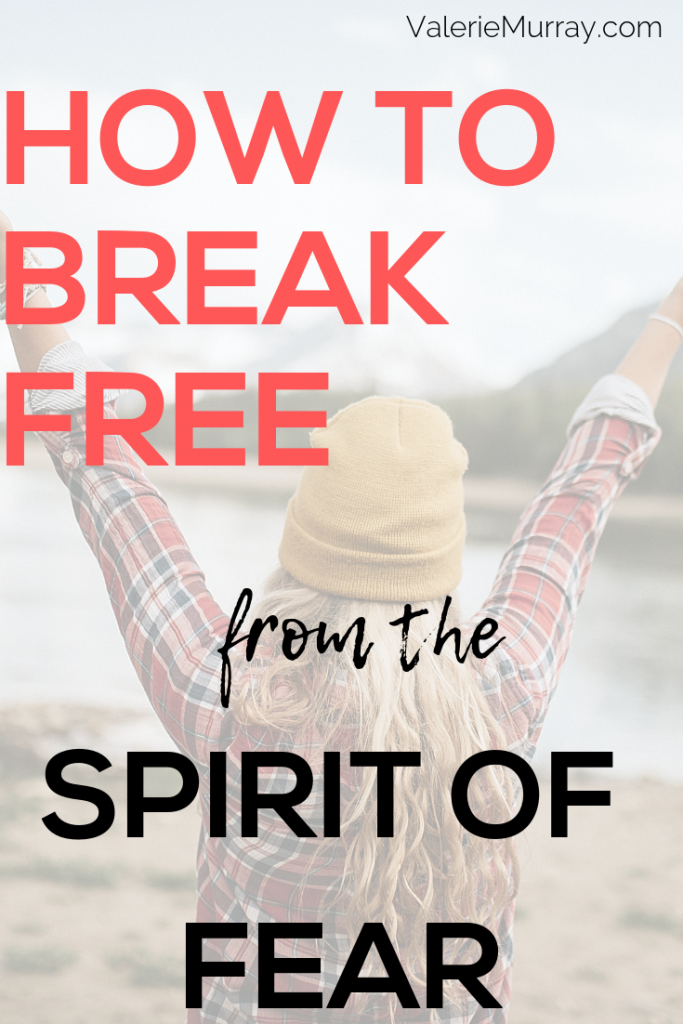 Does fear have a hold on you? How do you break free from the spirit of fear? Learn how the Holy Spirit helps set you free.