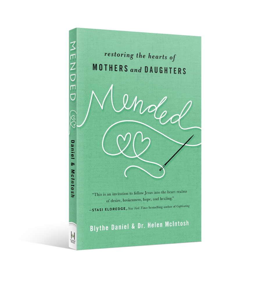 Mended will help mothers and daughters strengthen and restore their relationship.