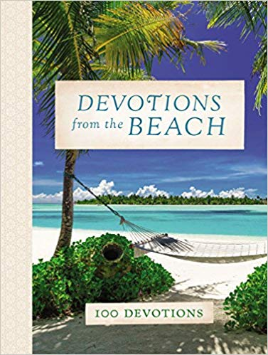 These 100 Devotions From the Beach will make you feel like you're close to God at the beach. The coastal pictures inside are beautiful!
