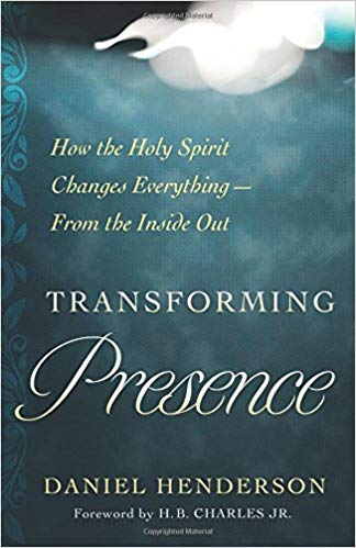 Transforming Presence by Daniel Henderson walks you through ten practices that will help you understand how the Holy Spirit changes you from the inside out.