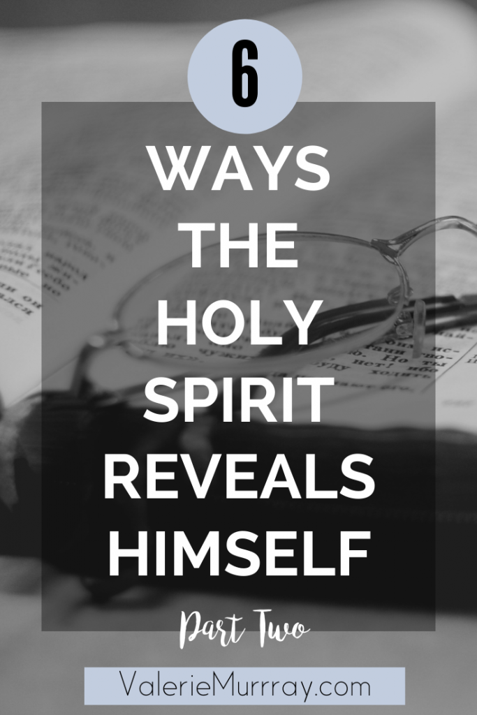 How does the Holy Spirit guide and direct your life? Learn six ways the Holy Spirit reveals himself and makes his presence known in your life.