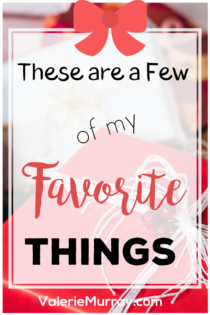 Are you looking for some great gift ideas for Christmas? The best gifts are usually ones you'd love to get. These are a few of my favorite Amazon things.