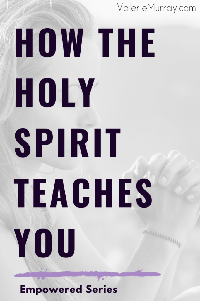 Do you ever feel unqualified, incapable, and inadequate to share the gospel with others? Learn how the Holy Spirit teaches you and helps you understand.