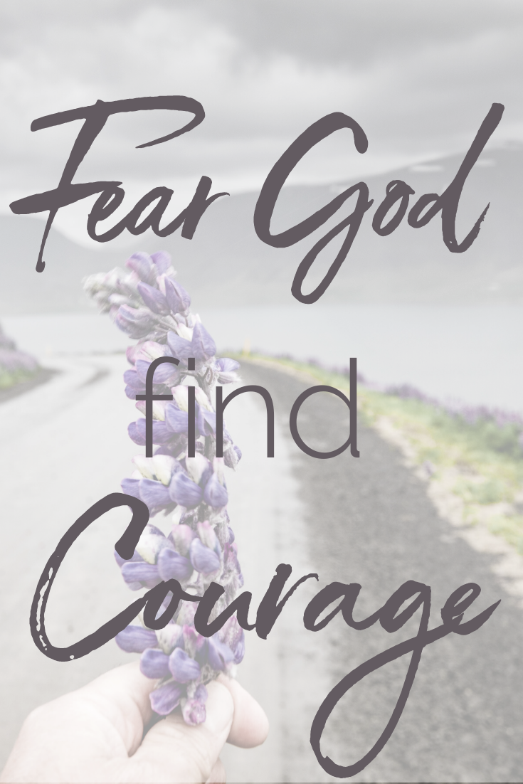 Welcome! This Christian blog helps readers have courageous faith. Discover how to face fear, live with purpose, and grow in holiness.