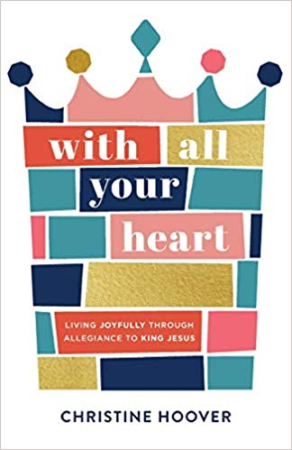 With All Your Heart helps Christians examine how our love for God can be divided so we can learn to live joyfully through allegience to Jesus.