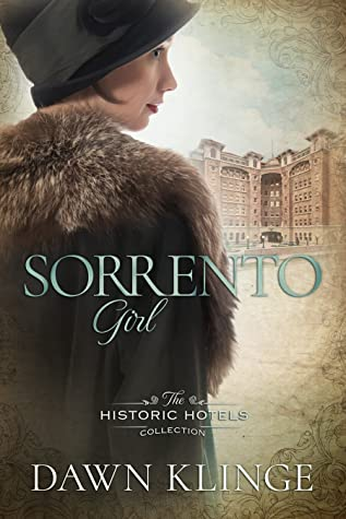 Sorrento Girl by Dawn Klinge is a well-written historical romance set in 1938. Ann is at the prime of her life starting Seattle College and finding love.