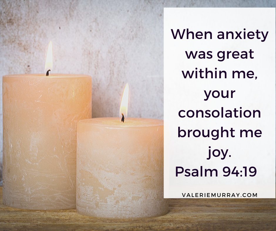 During these uncertain times you may be feeling greater anxiety. Discover how the Holy Spirit Comforts you when you are afraid.