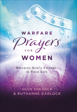 Does your prayer life feel dry? Warfare Prayers for Women will help you pray with conviction and power to secure God's victory in your life.