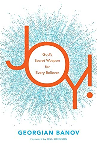 In Joy, Georgian Banov shares how to experience the joy of the Lord and put an end to religious striving and self-effort.