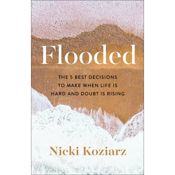Flooded: The 5 Best Decisions to Make When Life is Hard and Doubt is Rising inspires you to pursue your calling and overcome self-doubt.
