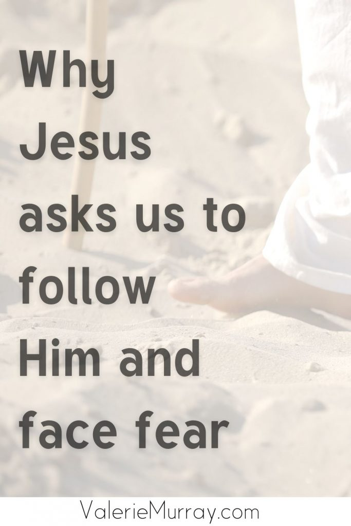 Why should you follow Jesus and face fear? Discover the tender heart of God who asks you to follow him and discover your purpose and worth.