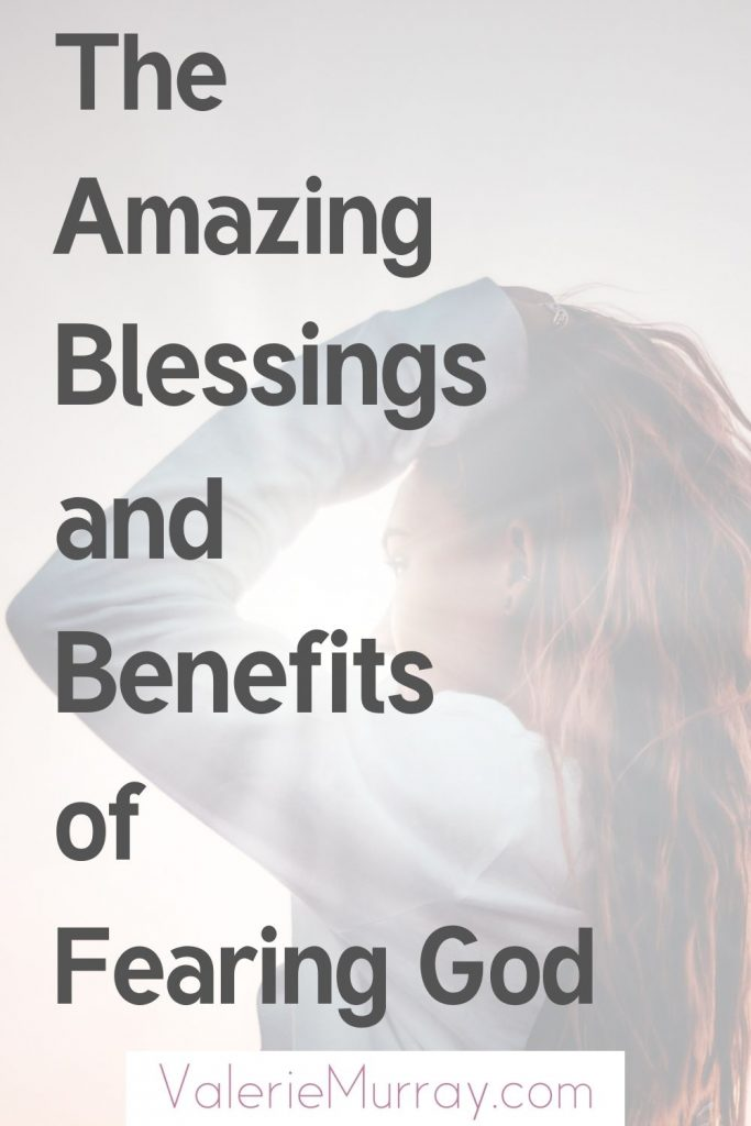The Bible tells us we are to fear the Lord for our own good. Discover the amazing benefits and blessings fearing God brings into your life.
